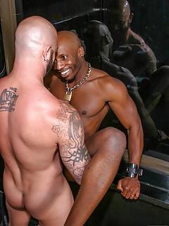 Gay Interracial Pics