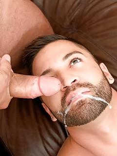 Gay Facial Pics